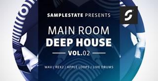 Main Room Deep House Vol 2
