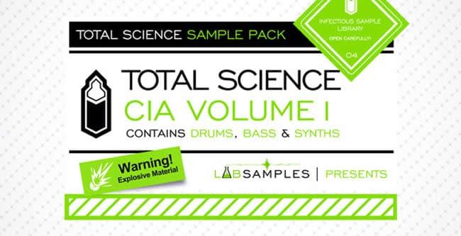 Total Science Sample Pack