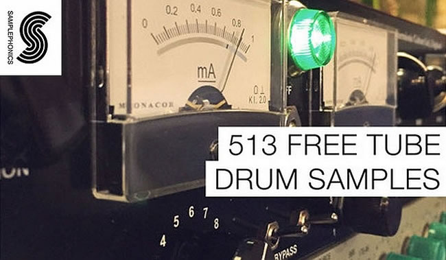 Free Tube Drum Samples