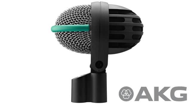 D112 MKII Bass Drum Microphone