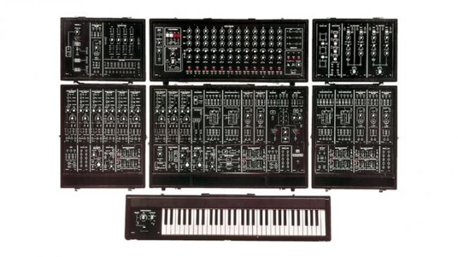 System-500 Analogue Synth