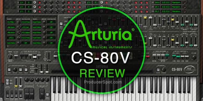 Arturia CS-80V Review
