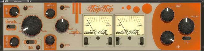 ChopChop Compressor Plugin