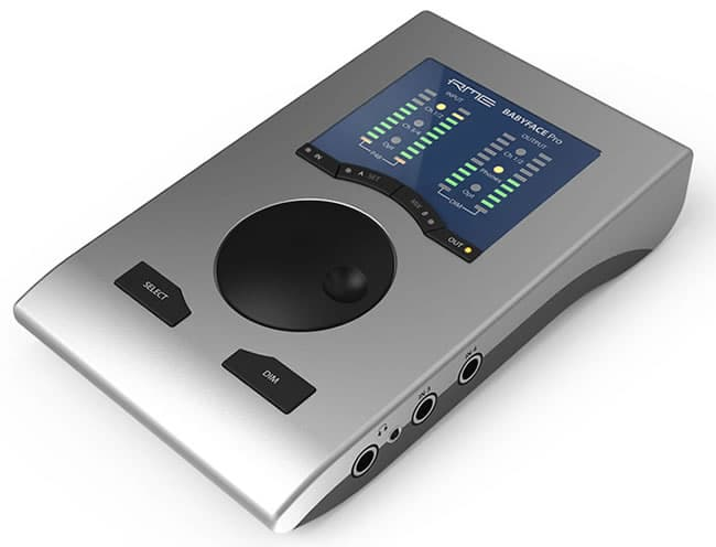 Babyface Pro Audio Interface by RME