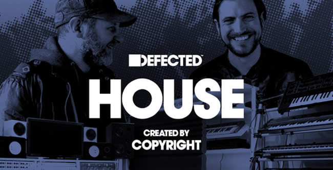 Defected house copyright sample pack by loopmasters for Classic house sample pack