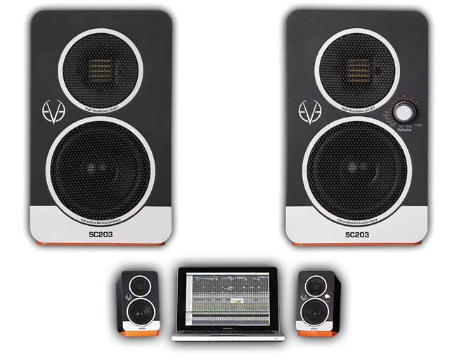 Eve Audio SC203 Audio Monitors