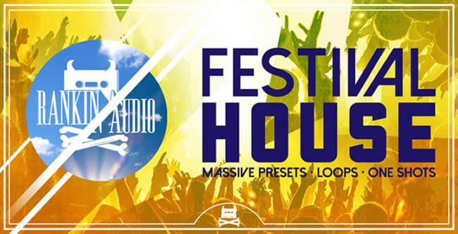 Festival house sample pack by rankin audio for Classic house sample pack