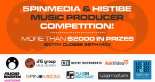 Music Producer Competition