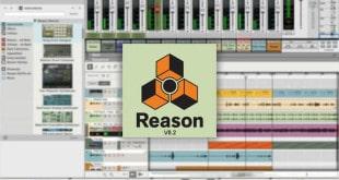 Reason 8 Update
