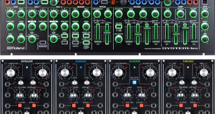 Roland Aira Modular Synth and Effects