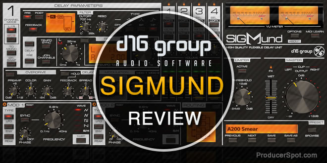 D16 Group Sigmund Review