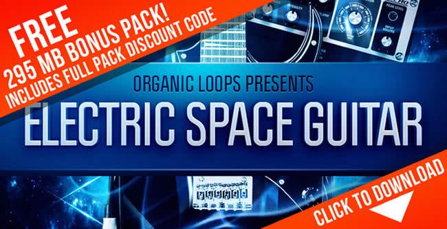 Free Electric Guitar Loops
