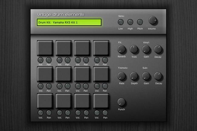 free vst drum audio video photo