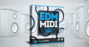EDM MIDI Loops Files