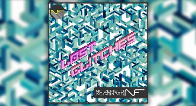Lost glitches free sample pack by noizefield for Future garage sample pack