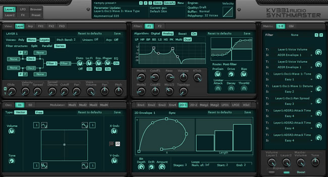 SynthMaster Best VST Synth Plugin