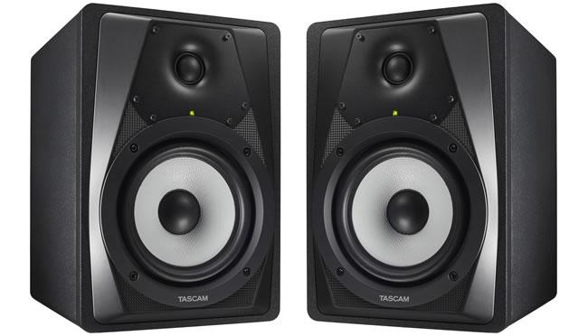 Tascam VL-S5 Active Studio Monitors