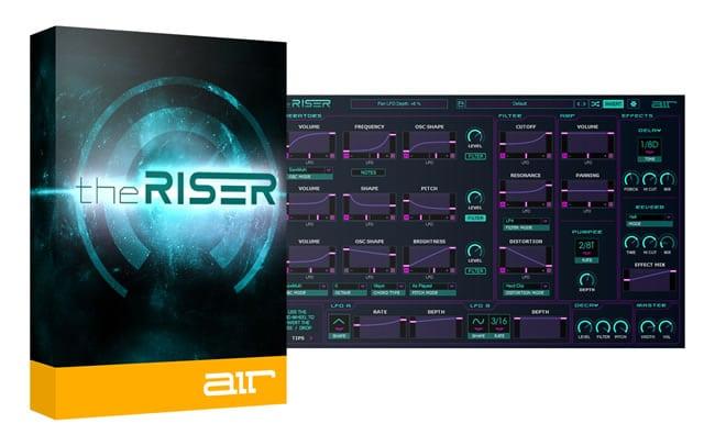 AIR The Riser VST Plugin