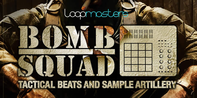 BOMB SQUAD Sample Pack
