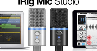 IK Multimedia iRig Mic Studio