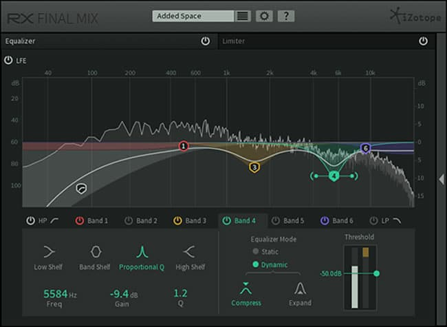 RX Final Mix VST Plugin