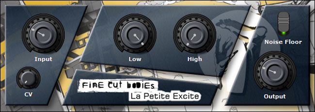La Petite Excite Free Exciter Effect Plugin