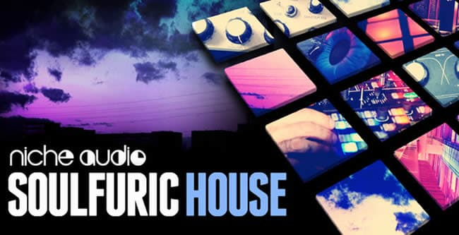 Soulfuric house sample pack by niche audio for Classic house sample pack