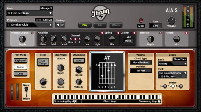 Strum GS-2 Guitar VST Plugin