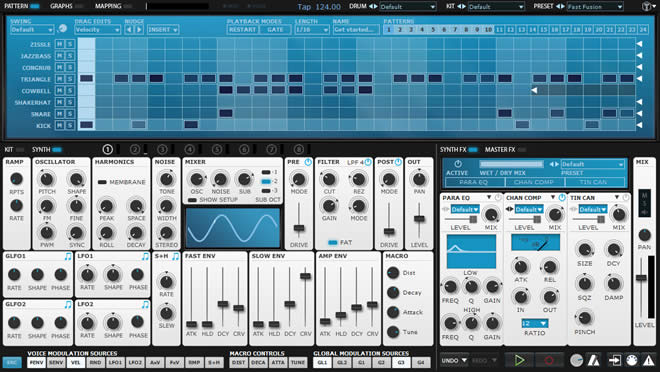 Tremor Drum VST Plugin
