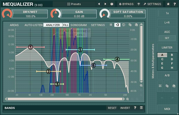 Best Free Equalizer EQ VST / AU Plugins on Internet • ProducerSpot
