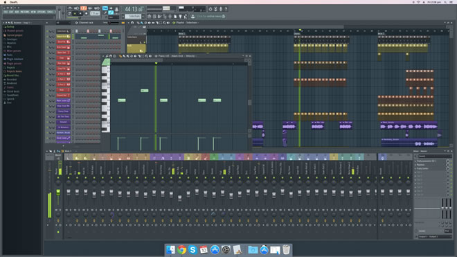 FL Studio 12 For MAC