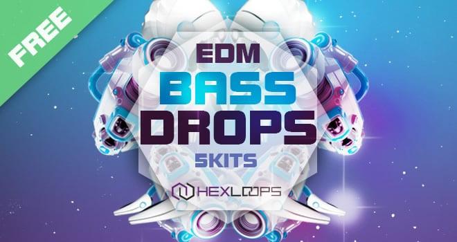 Free EDM Bass Loops