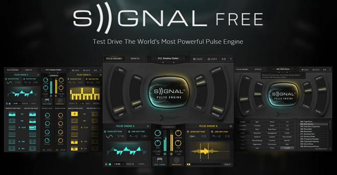 Free Lite Version of Signal for Kontakt
