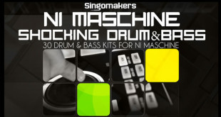 Drum and Bass Maschine Kits