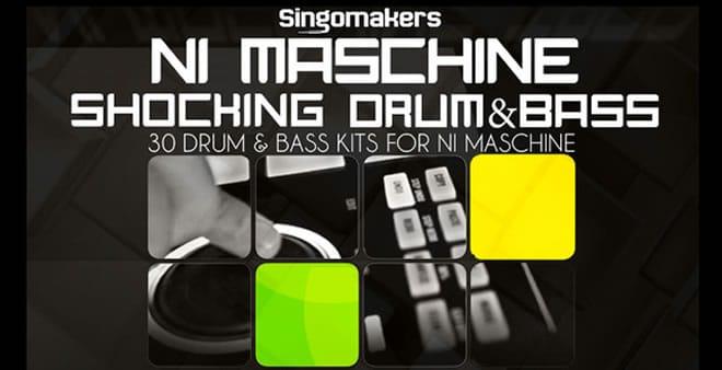 Drum and Bass Maschine Kits