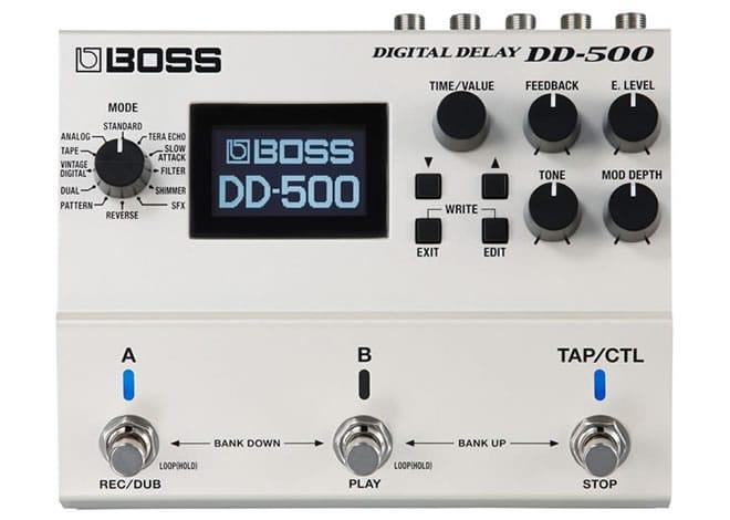 DD-500 Digital Delay by Boss