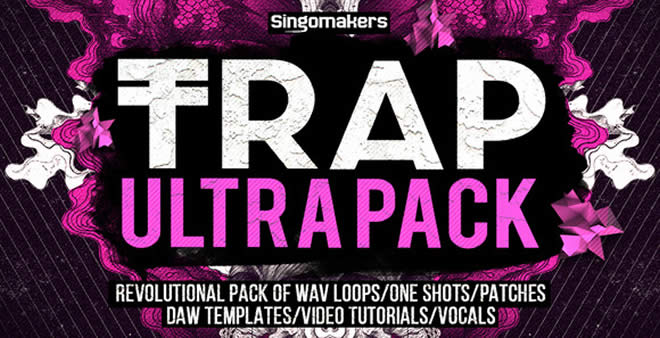 Trap Ultra Sample Pack