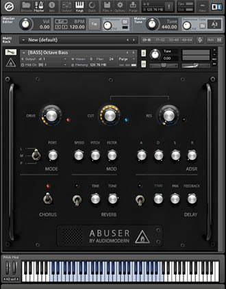 VSTBuzz Deal: 75% OFF for Abuser by Audio Modern