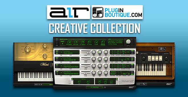 Plugin Boutique AIR Creative Collection