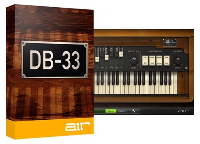 DB-33 Organ VST Plugin