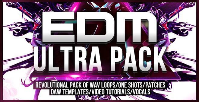 Best EDM Ultra Sample Pack
