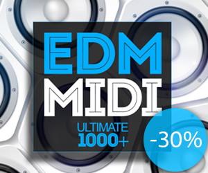 EDM MIDI Files