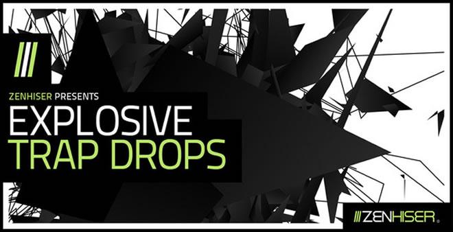 Explosive Trap Drops Sample Pack