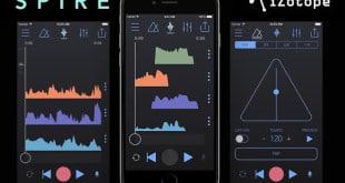 Spire Recorder Free iOS App