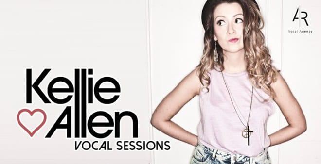 Kellie Allen Vocal Sessions Sample Pack