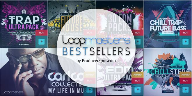 Loopmasters Best Sample Packs