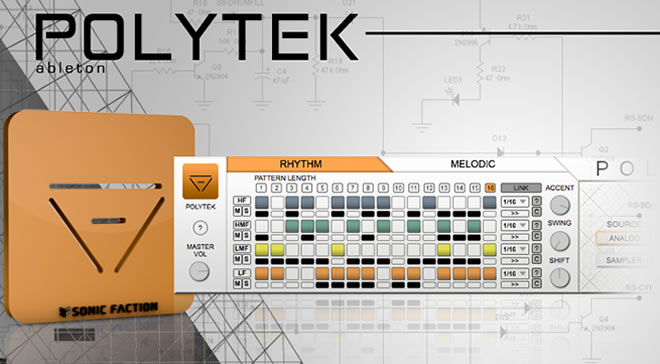 Polytek Max For Live Instrument