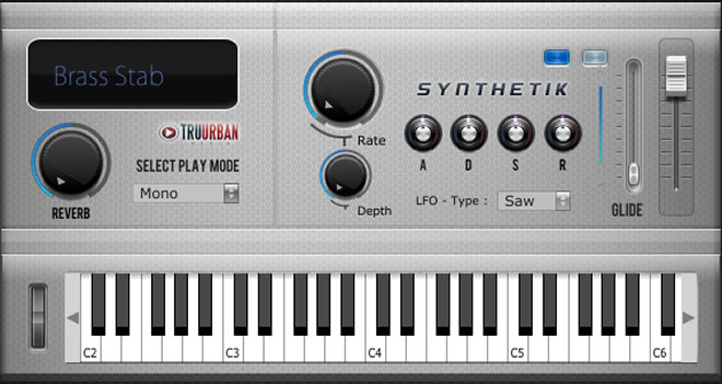 Synthetik Free Hip Hop VST Plugin
