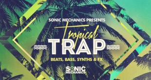 Tropical Trap Sample Pack