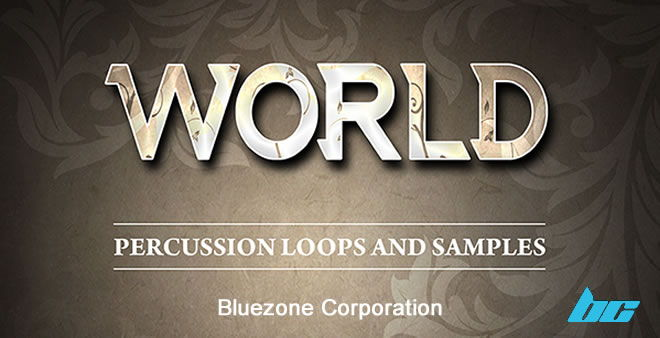 World Percussion Loops and Samples
